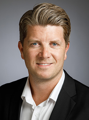 Anders Johansson, Vice President, Heavy-Duty OEM and General Manager, Gothenburg Operation
