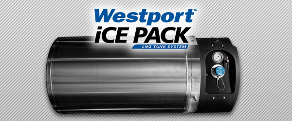 Westport iCE PACK LNG Tank System